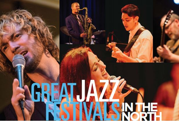 Great Jazz Festivals in the North - NorVol Jazz 2016