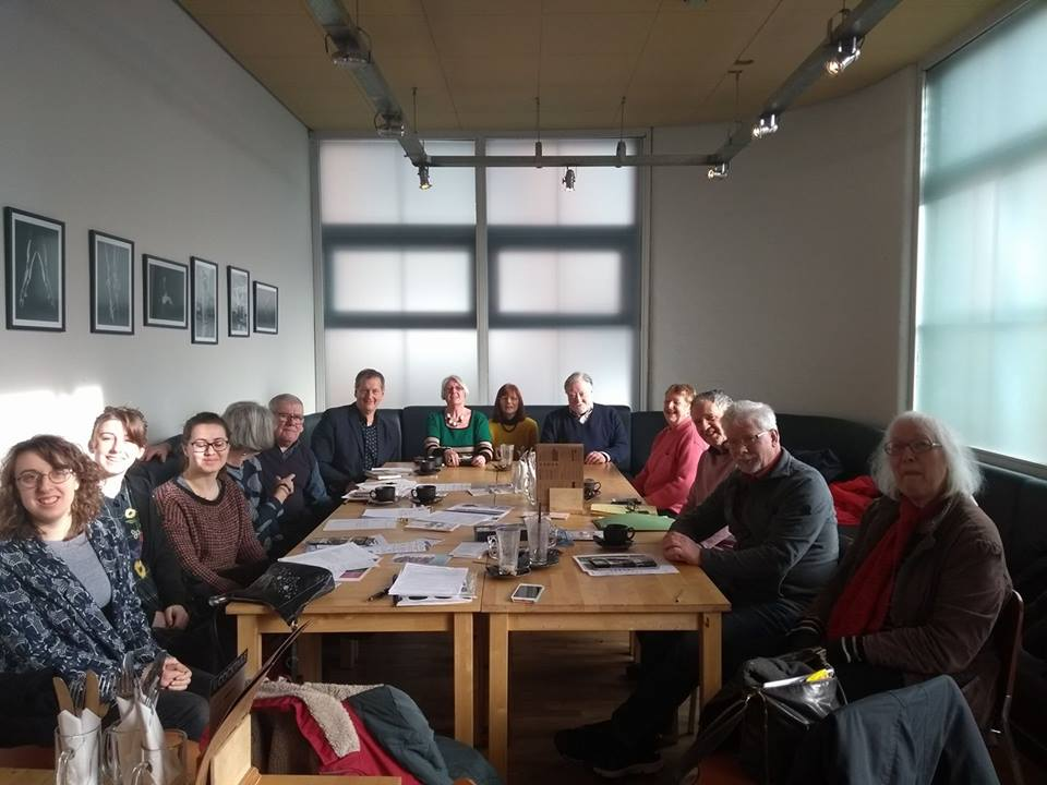 NorVol Network Meeting - norvoljazz.org