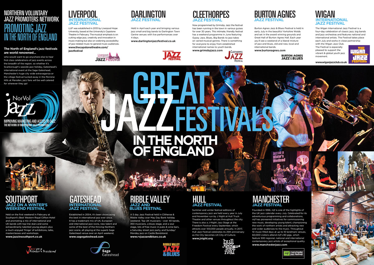 Great Jazz Festivals in the North