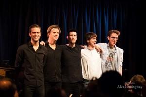 Marius Neset Quintet - final bow