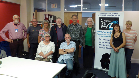 NorVol Network Meeting, Wigan - norvoljazz.org