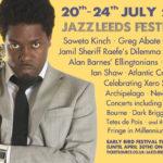 JazzLeeds Festival Flyer - www.norvoljazz.org