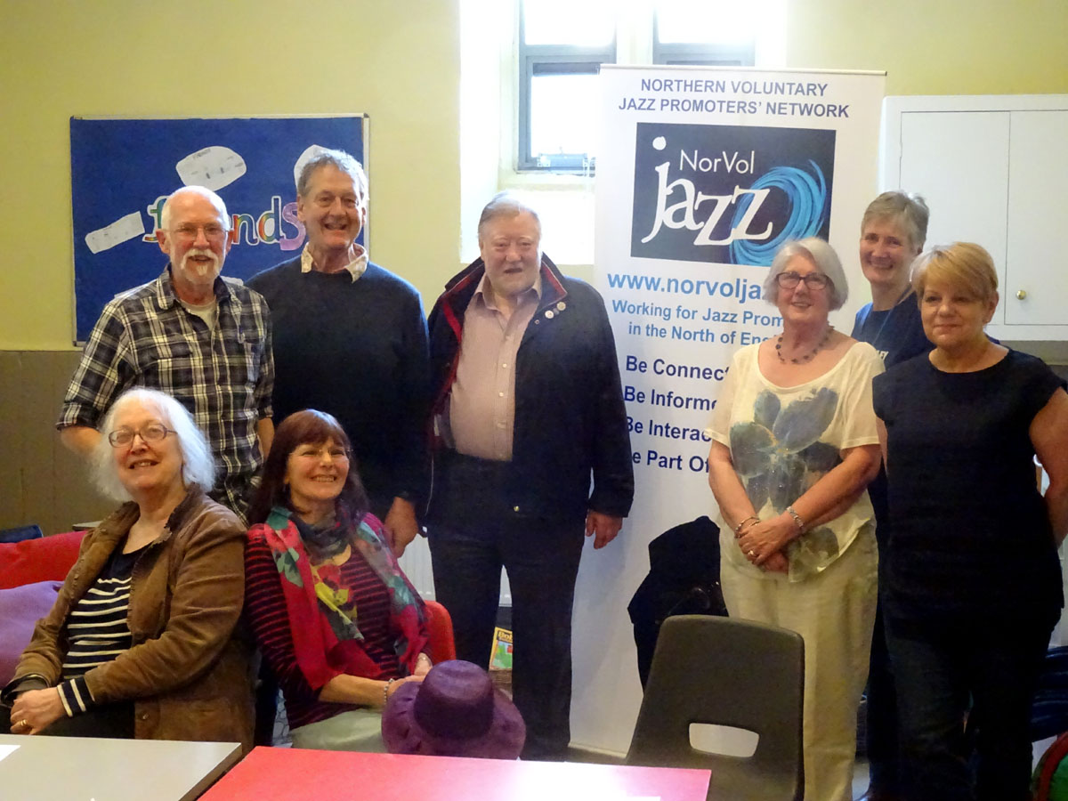 Clitheroe Meeting 5 May 2018 - norvoljazz.org
