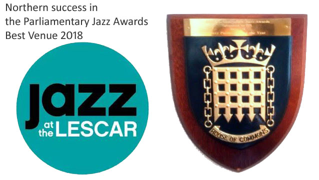 Parliamentary Jazz Awards The Lescar - norvoljazz.org
